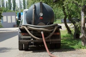 Pumping Your Septic Tank