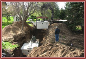 Residential Private Sewer Installation Buffalo MN