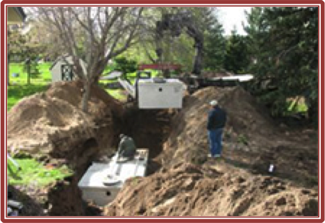 Septic System Installation Oak Grove, MN