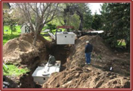 Septic System Installation Monticello Mn Minnesota