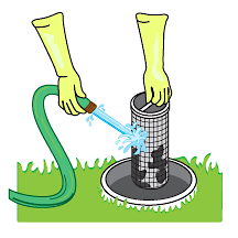 DIY Septic Filter Cleaning Delano MN