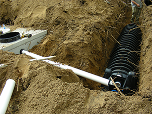 Gravity Flow Sewage Treatment Ramsey MN