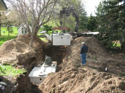 Septic System Installation Briggs Lake, MN